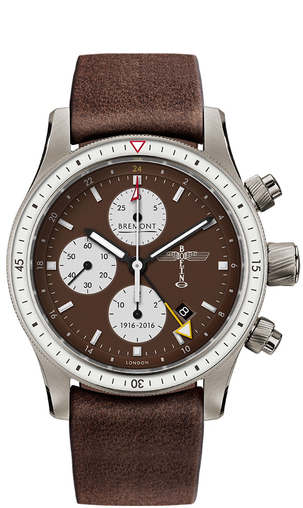 The Bremont Boeing 100 Limited Edition