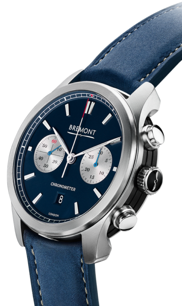 Bremont Alt1 C Bl Watch Side View