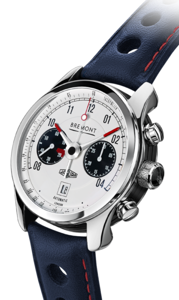 JAG MKII WH Watch Side View