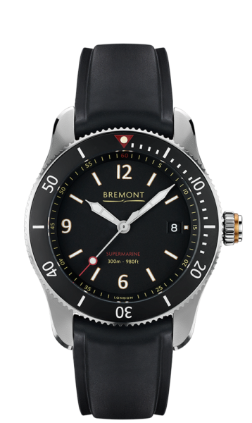 S300 BK Watch Front View