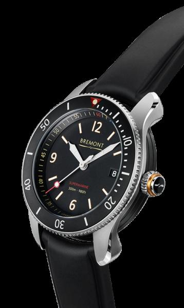 S300 BK Watch Side View