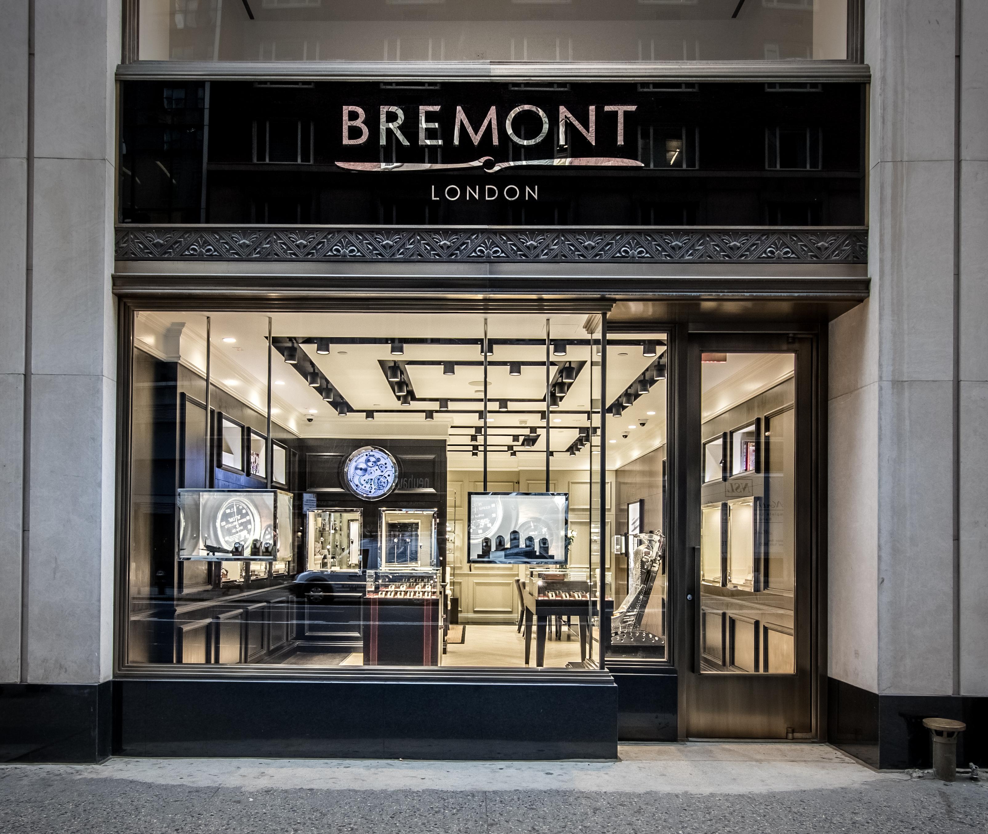 Bremont boutique US