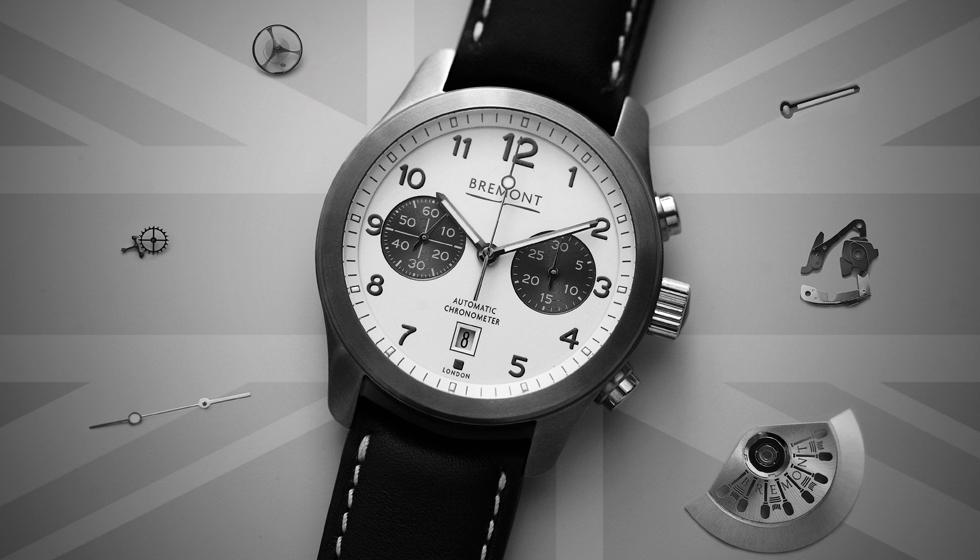History Of British Watch Making Parts