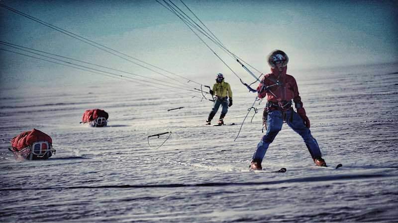 Spectre skiing